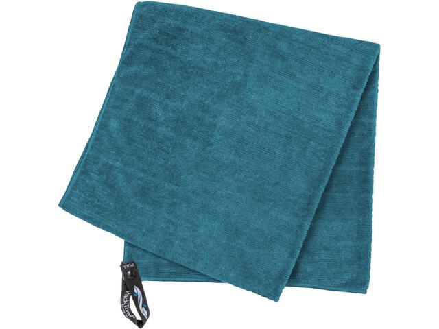 PackTowl Luxe Hand Handdoek, aquamarine